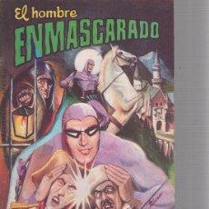 Tebeos: COMIC : EL HOMBRE,