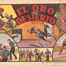 Tebeos: JORGE Y FERNANDO Nº EL ORO DEL DESIERTO HISPANO AMERICANA 1942 20X32 ORIGINAL. Lote 18012027