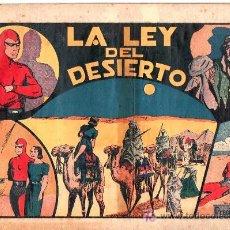 Tebeos: AVENTURA DEL HOMBRE ENMASCARADO. LA LEY DEL DESIERTO. EDICIONES HISPANO AMERICANA. Lote 18026344