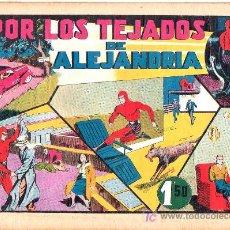 Tebeos: AVENTURA DEL HOMBRE ENMASCARADO. POR LOS TEJADOS DE ALEJANDRIA. EDICIONES HISPANO AMERICANA. Lote 18026631