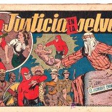 Tebeos: AVENTURA DEL HOMBRE ENMASCARADO. JUSTICIA EN LA SELVA. EDICIONES HISPANO AMERICANA. Lote 18026643