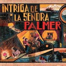 Tebeos: AVENTURA DEL HOMBRE ENMASCARADO. LA INTIGRA DE LA SEÑORA PALMER. EDICIONES HISPANO AMERICANA. Lote 18026709
