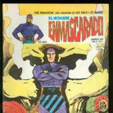 Tebeos: EL HOMBRE ENMASCARADO. LEE FALK Y SY BARRY. VOL. 2 Nº 21.. Lote 18147352