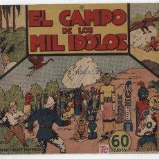 Tebeos: JORGE Y FERNANDO. EL CAMPO DE LOS MIL ÍDOLOS.. Lote 18335089