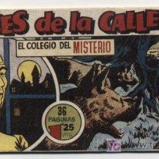 Giornalini: ANGELES DE LA CALLE Nº 8. HISPANO AMERICANA 1951.. Lote 18353788