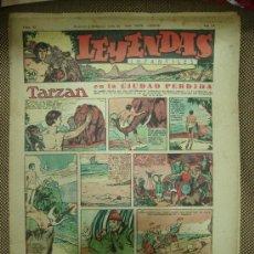 Tebeos: LEYENDAS INFANTILES. Nº 92. . Lote 19415283
