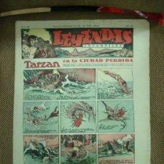 Tebeos: LEYENDAS INFANTILES. Nº 94.. Lote 19416382