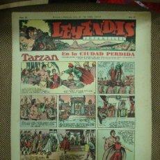 Tebeos: LEYENDAS INFANTILES. Nº 95.. Lote 19416391