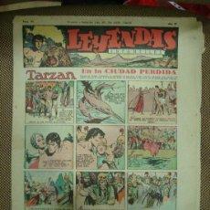 Tebeos: LEYENDAS INFANTILES. Nº 97.. Lote 19416403
