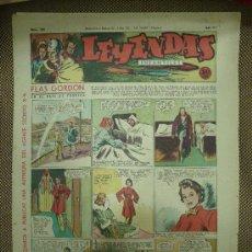 Tebeos: LEYENDAS INFANTILES. Nº 106.. Lote 19416476