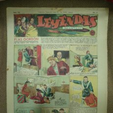 Tebeos: LEYENDAS INFANTILES. Nº 108.. Lote 19416486