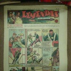 Tebeos: LEYENDAS INFANTILES. Nº 110.. Lote 19416497