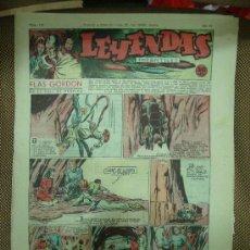 Tebeos: LEYENDAS INFANTILES. Nº 112.. Lote 19416509