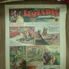 Tebeos: LEYENDAS INFANTILES. Nº 114.. Lote 19416524