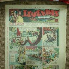 Tebeos: LEYENDAS INFANTILES. Nº 115.. Lote 19416532