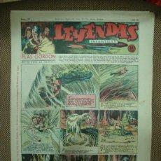 Tebeos: LEYENDAS INFANTILES. Nº 117.. Lote 19416547