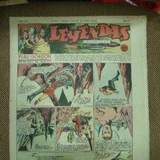 Tebeos: LEYENDAS INFANTILES. Nº 123.. Lote 19416596