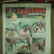 Tebeos: LEYENDAS INFANTILES. Nº 124.. Lote 19416601