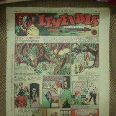 Tebeos: LEYENDAS INFANTILES. Nº 125.. Lote 19416608