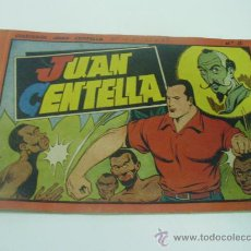 Livros de Banda Desenhada: JUAN CENTELLA ALBUM ROJO Nº 13 - EDITORIAL HISPANO AMERICANA. Lote 25831645