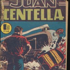 Tebeos: JUAN CENTELLA Nº 14. HISPANO AMERICANA 1951.. Lote 20443196