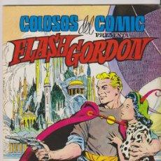 Tebeos: 'FLASH GORDON' COLOSOS DEL COMIC. CAMPEÓN DE MONGO. Nº 47 1979. Lote 26923653