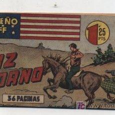 Tebeos: EL PEQUEÑO SHERIFF Nº 86. HISPANO AMERICANA 1948.. Lote 20719486