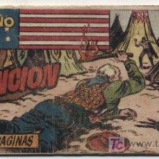 Tebeos: EL PEQUEÑO SHERIFF Nº 147. HISPANO AMERICANA 1948.. Lote 20719617