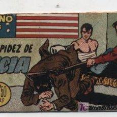 Tebeos: EL PEQUEÑO SHERIFF Nº 152. HISPANO AMERICANA 1948.. Lote 20719643