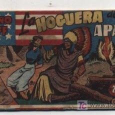 Tebeos: EL PEQUEÑO SHERIFF Nº 20. HISPANO AMERICANA 1948.. Lote 20719685
