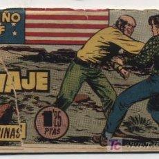 Tebeos: EL PEQUEÑO SHERIFF Nº 131. HISPANO AMERICANA 1948.. Lote 20719880