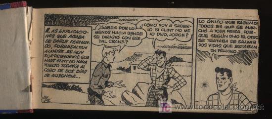 JORGE Y FERNANDO. HISPANO AMERICANA 1949. LOTE DE 19 EJEMPLARES DEL 42 AL 60 (Tebeos y Comics - Hispano Americana - Jorge y Fernando)