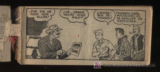 JORGE Y FERNANDO. HISPANO AMERICANA 1949. LOTE DE 20 EJEMPLARES DEL 1 AL 20 (Tebeos y Comics - Hispano Americana - Jorge y Fernando)