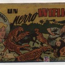Tebeos: JORGE Y FERNANDO. HISPANO AMERICANA 1949. Nº 24.. Lote 20720462