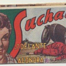 Tebeos: SUCHAI Nº 69. HISPANO AMERICANA 1949.. Lote 20726320