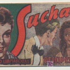Tebeos: SUCHAI Nº 55. HISPANO AMERICANA 1949.. Lote 20726329