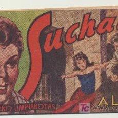 Tebeos: SUCHAI Nº 54. HISPANO AMERICANA 1949.. Lote 20726338