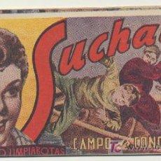Tebeos: SUCHAI Nº 45. HISPANO AMERICANA 1949.. Lote 20726353