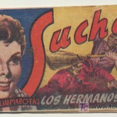 Tebeos: SUCHAI Nº 40. HISPANO AMERICANA 1949.. Lote 20726376
