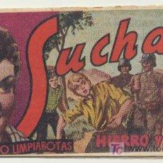 Tebeos: SUCHAI Nº 35. HISPANO AMERICANA 1949.. Lote 20726387