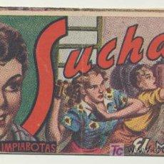 Tebeos: SUCHAI Nº 33. HISPANO AMERICANA 1949.. Lote 20726410