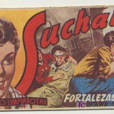 Tebeos: SUCHAI Nº 65. HISPANO AMERICANA 1949.. Lote 20726420