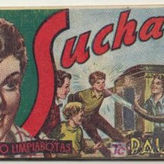 Tebeos: SUCHAI Nº 60. HISPANO AMERICANA 1949.. Lote 20726437