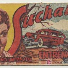 Tebeos: SUCHAI Nº 119. HISPANO AMERICANA 1949.. Lote 20726446