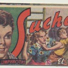 Tebeos: SUCHAI Nº 33. HISPANO AMERICANA 1949.. Lote 20726472