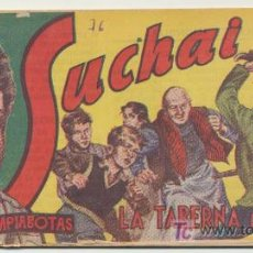 Tebeos: SUCHAI Nº 76. HISPANO AMERICANA 1949.. Lote 20726495