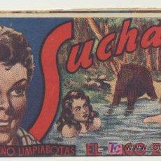 Tebeos: SUCHAI Nº 74. HISPANO AMERICANA 1949.. Lote 20726510