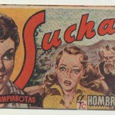 Tebeos: SUCHAI Nº 5. HISPANO AMERICANA 1949.. Lote 20734380