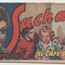 Tebeos: SUCHAI Nº 31. HISPANO AMERICANA 1949.. Lote 20734454