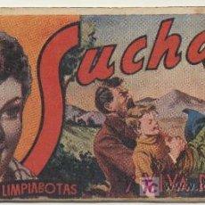Tebeos: SUCHAI Nº 26. HISPANO AMERICANA 1949.. Lote 20734497